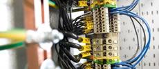 Rozdzielnica, serwis sieci elektrycznych